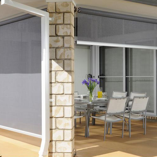 Wireguide Outdoor Blinds